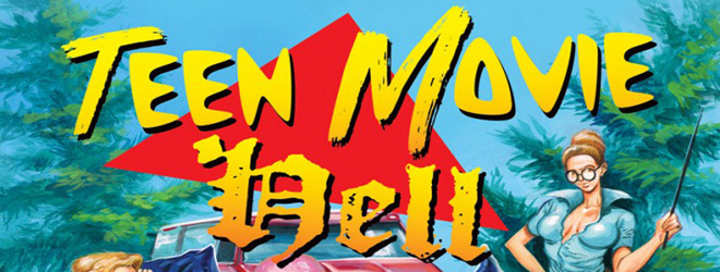 teen movie hell slide - Teen Movie Hell (Book Review)