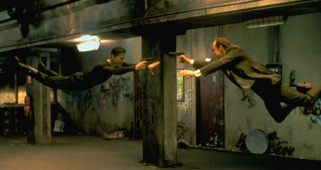 the matrix 2 - The Matrix - 20 Years Down The Rabbit Hole