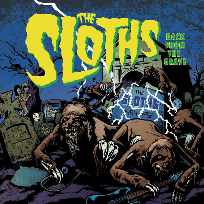 the sloths - Interview - Tommy McLoughlin