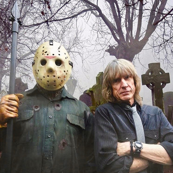 tommy friday the 13th - Interview - Tommy McLoughlin