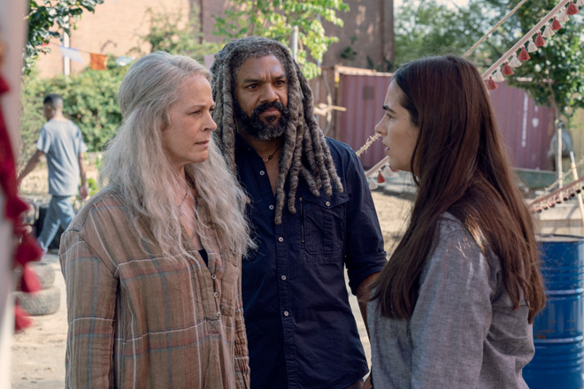 twd 913 3 - The Walking Dead - Chokepoint (Season 9/ Episode 13 Review)