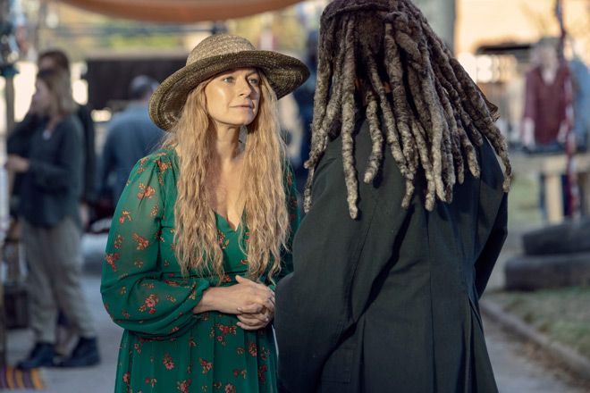 twd 915 2 - The Walking Dead - The Calm Before (Season 9/ Episode 15 Review)