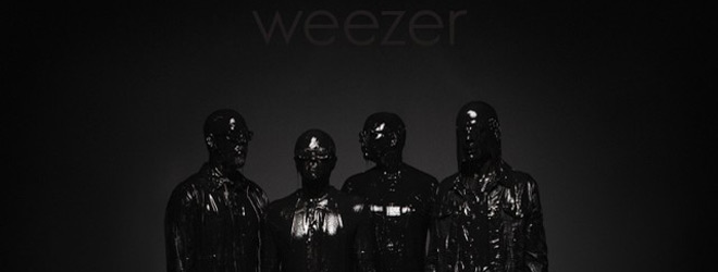weezer black album slide - Weezer - The Black Album (Album Review)