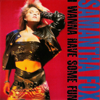 I wanna have - Interview - Samantha Fox