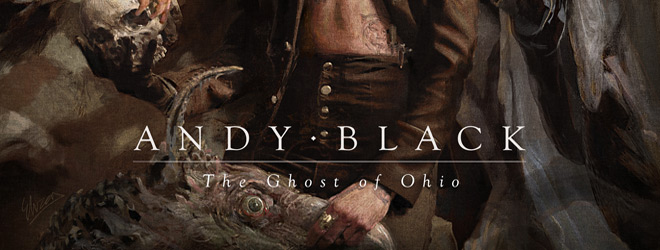 andy black slide - Andy Black - The Ghost of Ohio (Album Review)