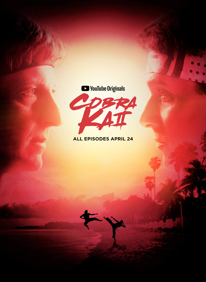cobra kai poster - Interview - Tanner Buchanan