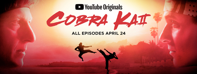 cobra kai season 2 slide - Cobra Kai - Returning For A Second Season With Fury