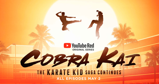 cobra kai season1 - Interview - Tanner Buchanan