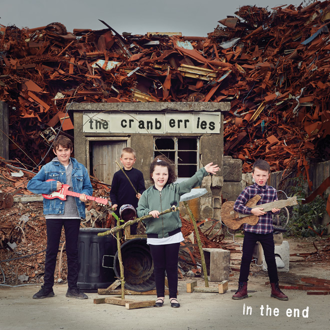 cranberries in the end - Cryptic Rock Presents: The Best Albums of 2019