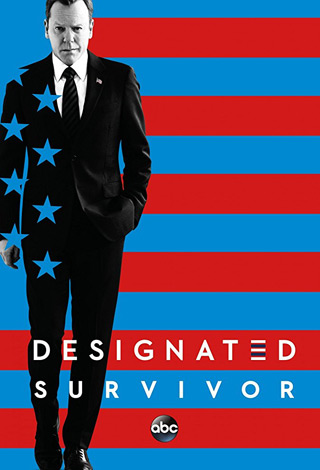 designated survivor - Interview - Tanner Buchanan