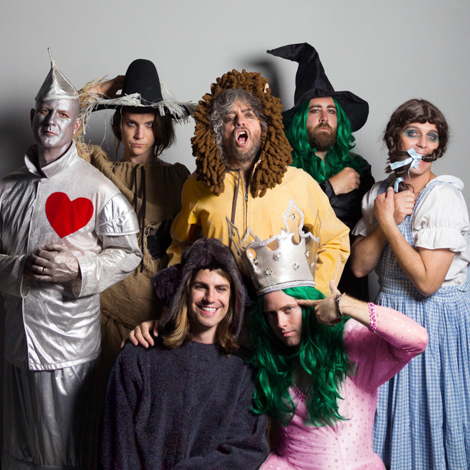 flaming lips promo - The Flaming Lips - King's Mouth: Music And Songs (Album Review)