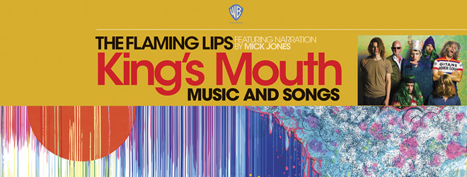 flaming lips slide - The Flaming Lips - King's Mouth: Music And Songs (Album Review)
