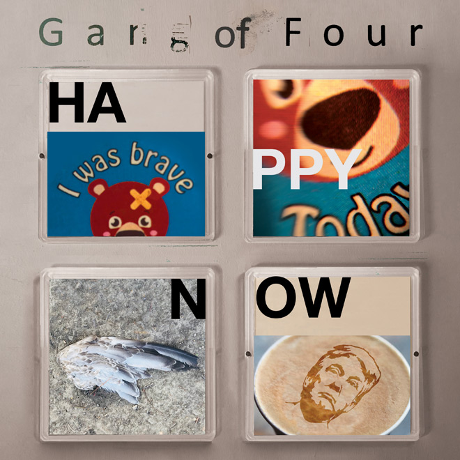 gang of four happy - Gang of Four - Happy Now (Album Review)