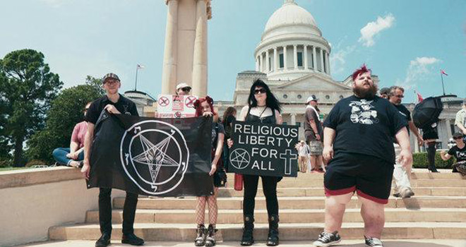hail satan 1 - Hail Satan? (Documentary Review)