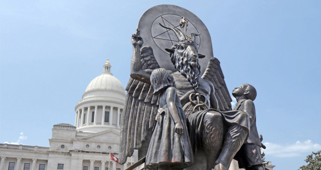 hail satan 2 - Hail Satan? (Documentary Review)