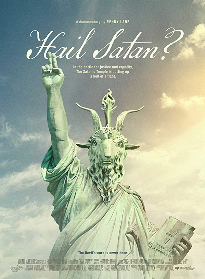 hail satan poster - Hail Satan? (Documentary Review)