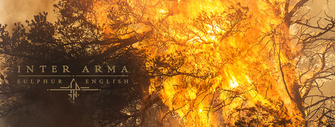 inter arma slide - Inter Arma - Sulphur English (Album Review)