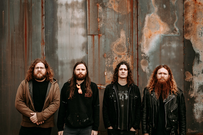 inter arma - Inter Arma - Sulphur English (Album Review)