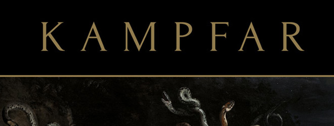 kampfar album slide - Kampfar - Ofidians Manifest (Album Review)