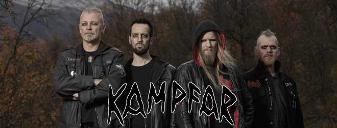 kampfar slide - Interview - Dolk of Kampfar