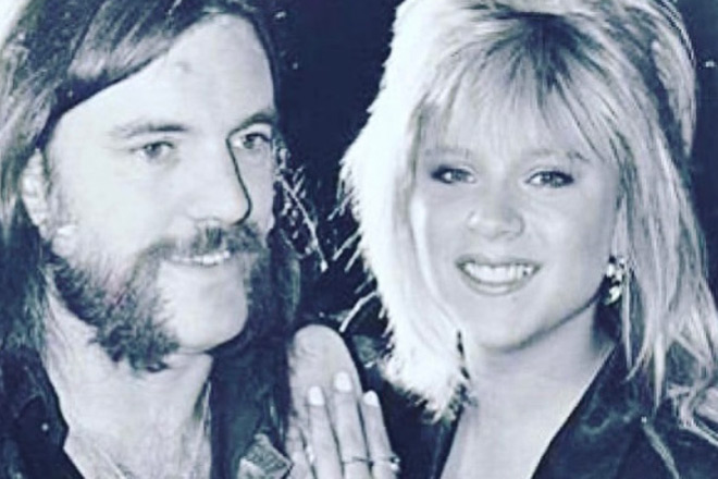 lemmy samantha - Interview - Samantha Fox