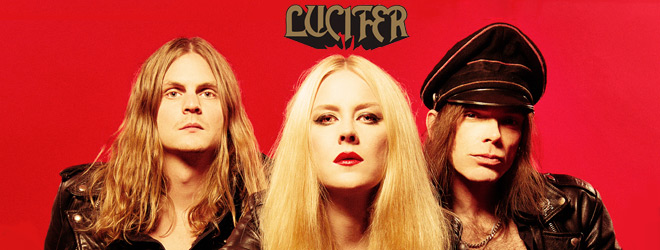 lucifer interview slide - Interview - Johanna Sadonis & Nicke Andersson of Lucifer