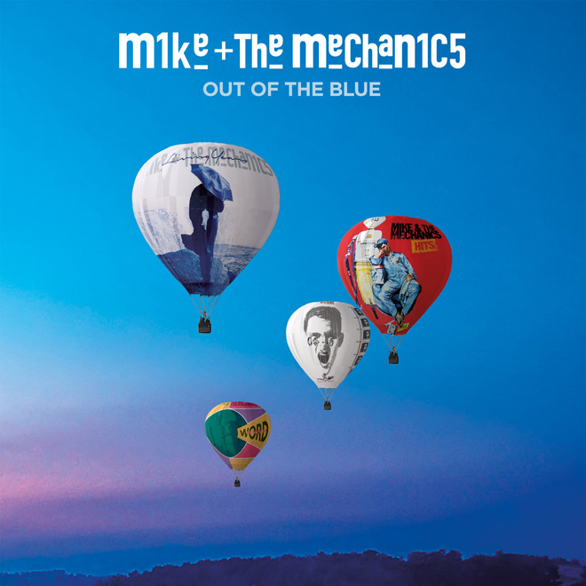 mikemechanics 2019 - Mike + the Mechanics - Out of the Blue (Album Review)