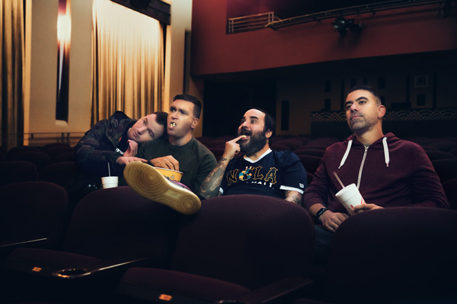 nfg 2019 - New Found Glory - From the Screen to Your Stereo 3 (EP Review)