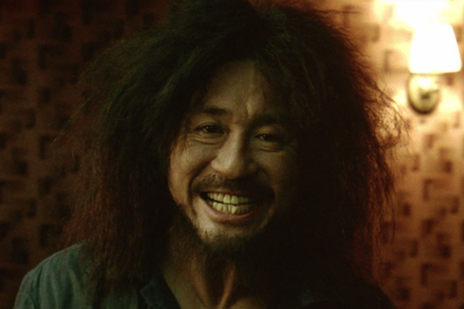 oldboy 1 - The Anatomy of a Remake: Oldboy