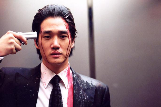 oldboy 2 - The Anatomy of a Remake: Oldboy