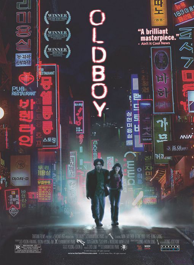 oldboy - The Anatomy of a Remake: Oldboy