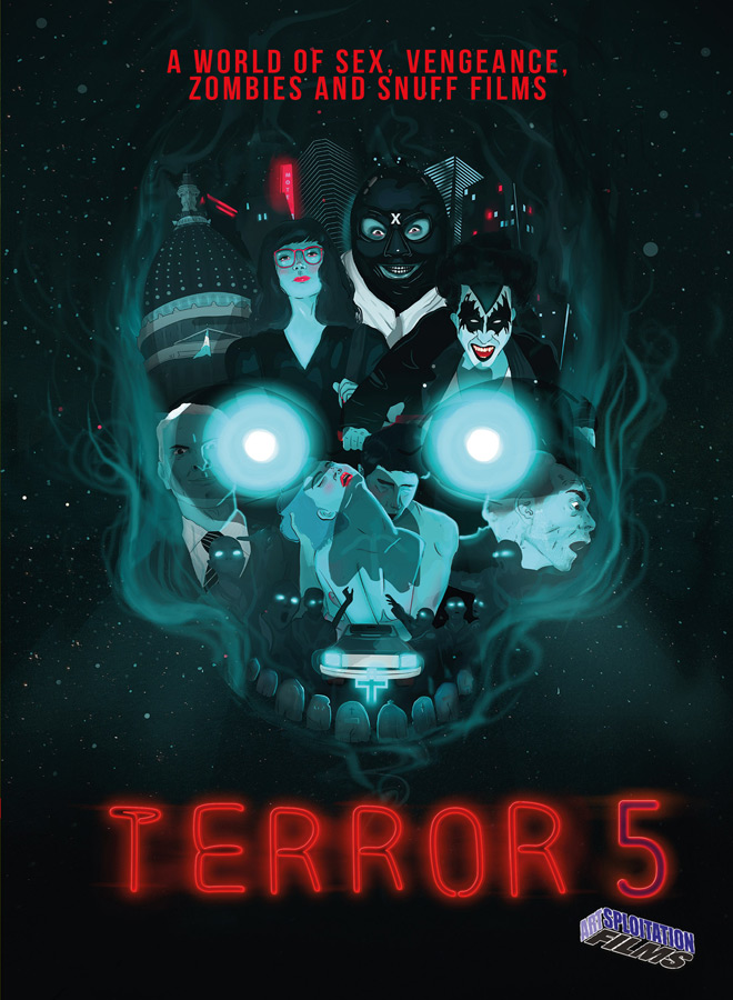 terror 5 poster - Terror 5 (Movie Review)