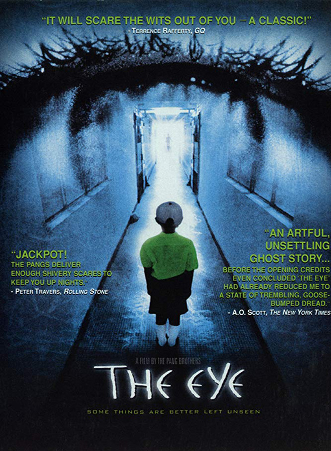 the eye 2002 poster - The Anatomy of a Remake: The Eye