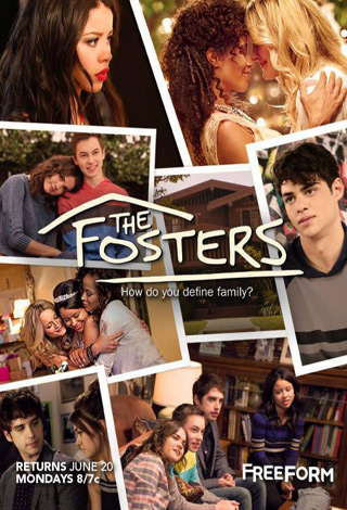 the fosters - Interview - Tanner Buchanan