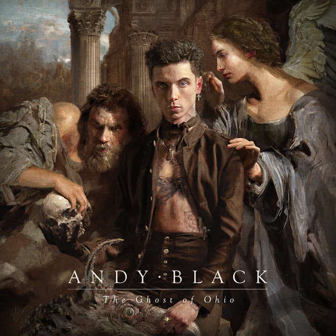 the ghost of ohio - Andy Black - The Ghost of Ohio (Album Review)