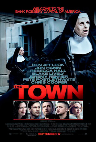 the town poster - Interview - Jacob Bertrand