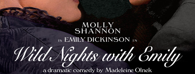 wild nights slide - Wild Nights With Emily (Movie Review)