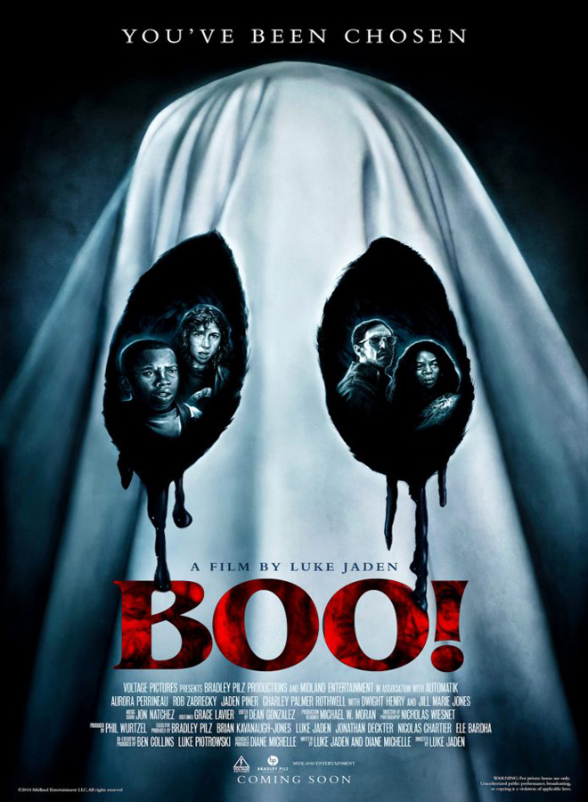 boo poster - BOO! (Movie Review)