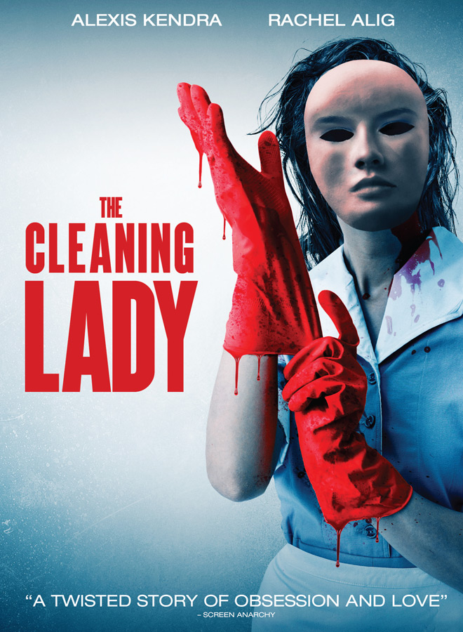 cleaning lady cover - The Cleaning Lady (Movie Review)