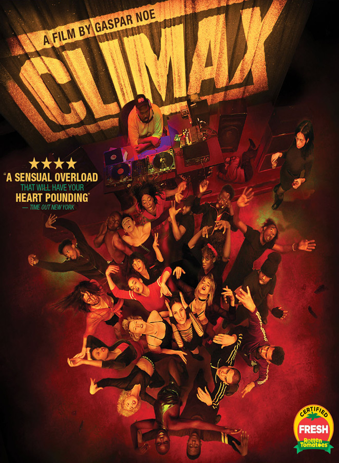 climax poster - Climax (Movie Review)