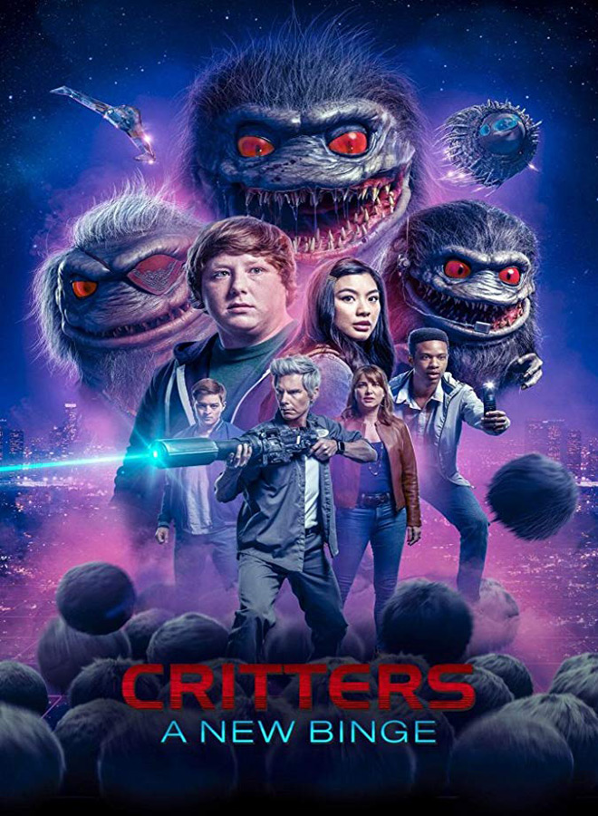 critters new binge poster - Critters: A New Binge (Season 1 Review)