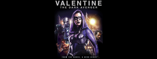 dark avenger slide - Valentine: The Dark Avenger (Movie Review)
