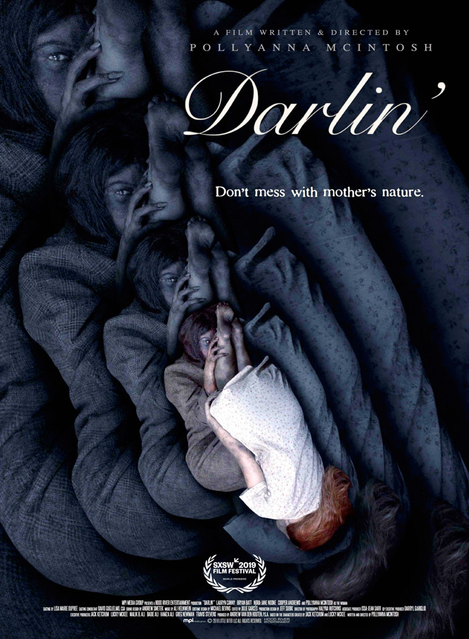 darlin poster - Interview - Pollyanna McIntosh