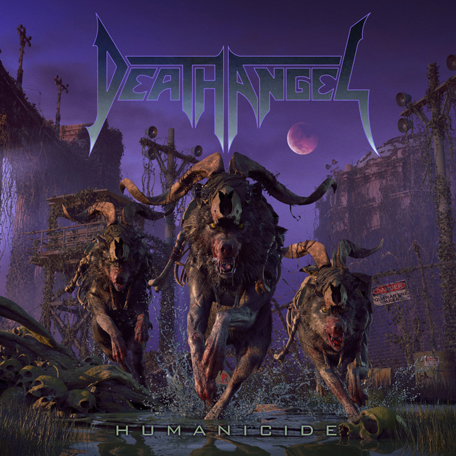 death angel 2019 - Death Angel - Humanicide (Album Review)