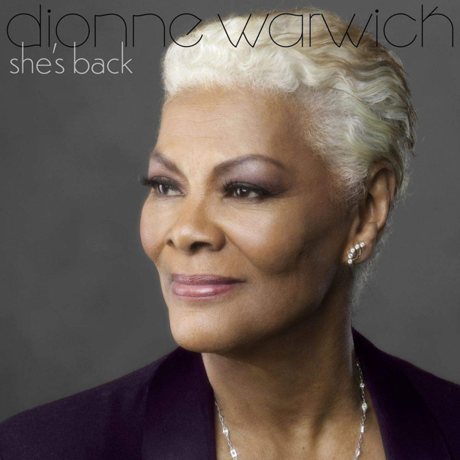 dionne shesback - Dionne Warwick - She's Back (Album Review)