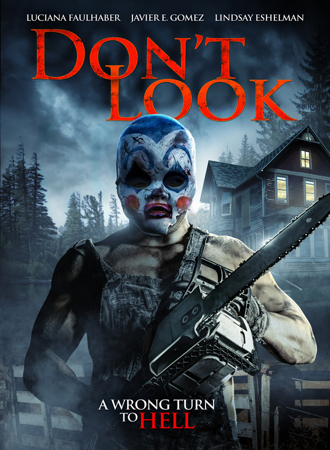 dont look poster - Don't Look (Movie Review)