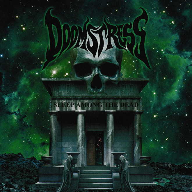 doomstress album - Doomstress - Sleep Among the Dead (Album Review)