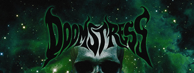doomstress slide - Doomstress - Sleep Among the Dead (Album Review)