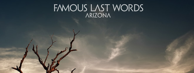 famous last words slide - Famous Last Words - Arizona (EP Review)