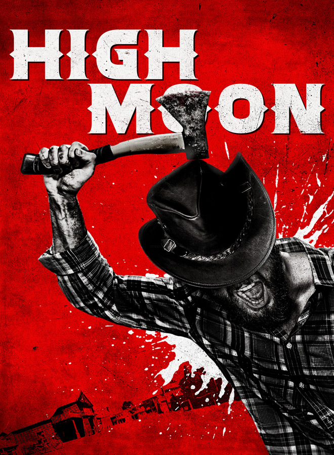 high moon poster - High Moon (Movie Review)